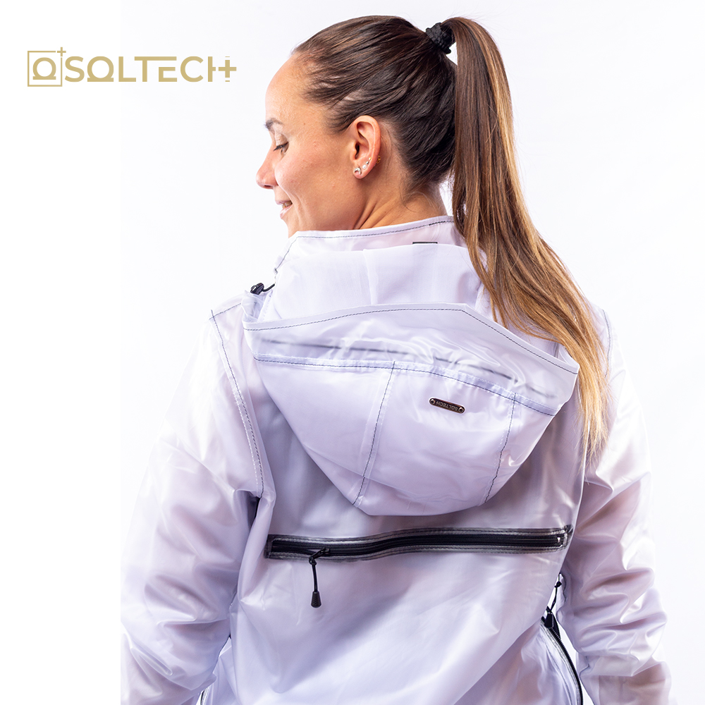 Jacket-for-women-with-UVTR™-technology-Back